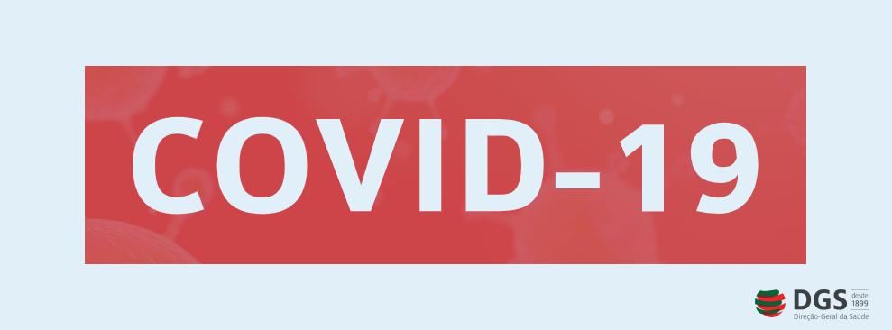 COVID-19 | Proteja-se a si e aos outros. O sucesso desta luta depende de cada um de nós!